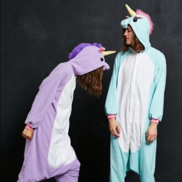 Urban Outfitters Halloween Unicorn Onesie